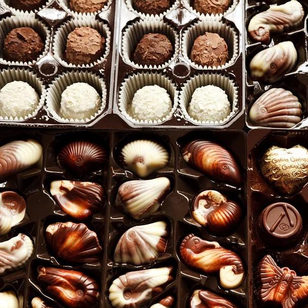 Personalizované Čokoládové dárkové balíčky